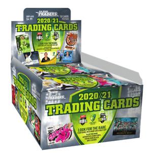 2020 2021 CA CRICKET AUSTRALIA BBL TRADERS TRADING CARD SEALED BOX IN STOCK