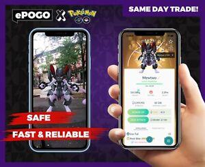 Pokémon Go Armored Mewtwo | Legendary Trade | RARE Pokemon ✅