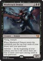 MTG Mindwrack Demon FOIL Blessed Vs. Cursed Mythic Rare Black NM/M SKU#208
