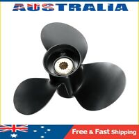 For Mercury Engine 25-30HP 48-19640A40 9.9 x 13 Mariner Outboard Propeller