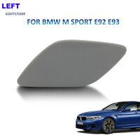 1pc Paraurti Anteriore Faro Copri Foro Lavafari per sinistro BMW M Sport E92 E93