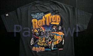 RAT TRAP Ron Hope Double AA Fuel Altered Hemi Austin Bantam Roadster T Shirt