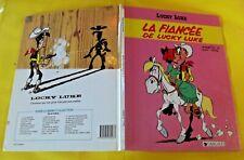 Ancien Album la Fiancée de  LUCKY LUKE