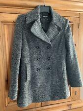 Womens Nine West Wool Winter Coat Size 8
