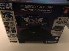 Sega Saturn Smartphone Controller Android Bluetooth Boxed Complete Never used