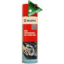 Wurth high performance dry chain lube 500ml