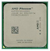 AMD Phenom X4 9950 HD995ZXAJ4BGH (4 Núcleos, 2.6 GHz, 2.0 GHz HT) Black Edition