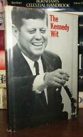 Kennedy, John F. (Fitzgerald)  THE KENNEDY WIT  1st Edition 3rd Printing