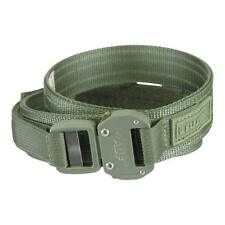 "Fusion Tactical Police Trouser Gun Belt Gen II Type C, Medium 33-38""x1.5"" Green"
