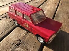 Tonka Jeep  Wagoneer Red Fire Chief Car