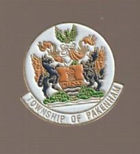 Township of Pakenham Ontario Metal Pin Pinback - Very Good