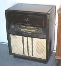 mobile radio giradischi GRUNDIG onde medie corte modulazione di frequenza 1960 c