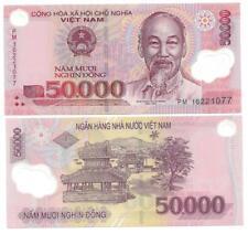 VIETNAM 50000 50.000 DONG POLYMER UNC 2016 P 120