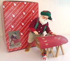 """Rare Clothtique """"The Mrs C """" by Lyn Fletc Possible Dreams Christmas Santa Nib"""