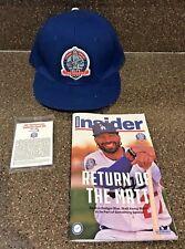 Los Angeles LA Dodgers 60th Anniversary Hat Cap SGA 5/12/18 W/Xtra Giveaways