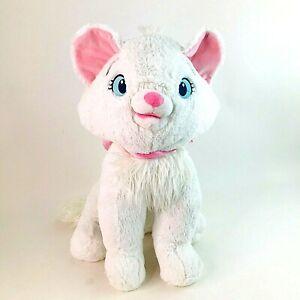 "Disney Store The Aristocats Large 20"" Jumbo Marie Cat Soft Plush Toy VGC"
