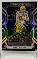 2020 Panini Obsidian NFL Jordy Nelson Electric Etch Purple #'d /100 Packers