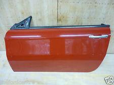 GENUINE ALFA ROMEO GT PASSENGER SIDE FRONT DOOR ALFA RED 3 DOOR 2003 2004 - 2011