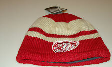 2014 Winter Classic Detroit Red Wings NHL Hockey Reversible Hat Toque Beanie