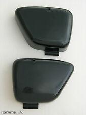 Honda Touring 90 C200 CA200 C201 C CA 200 201 Black Side Cover Pair Left & Right