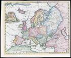 1764 - EUROPE France Germany Poland Italy Hungary Spain Thomas Jefferys (KWM11)