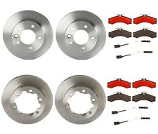 Front & Rear Brembo Brake Kit Disc Rotors Ceramic Pads For Dodge Sprinter 3500