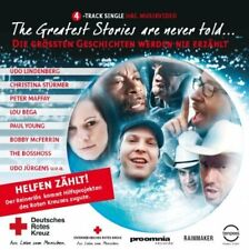 Greatest Stories are never told (2010)   Single-CD   Udo Lindenberg, Christin...