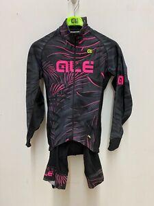 Alé Cycling PRR Sunset Long Sleeve Jersey & Winter Bibshort - Women's Small