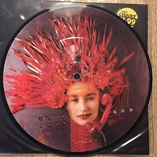"TORI AMOS - God  7"" LIMITED PICTURE VINYL"