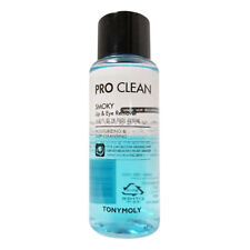 [TONY MOLY] Pro Clean Smoky Lip & Eye Remover 65ml / Sample