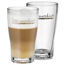 WMF Latte Macchiato Glas 2-teilig Barista 265ml
