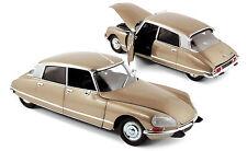 1:18 NOVEDAD NOREV - Citroën DS 23 PALLAS 1973 - Tholonet Beige