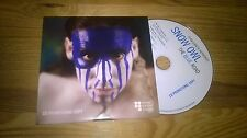 CD Ethno Snow Owl - The Blue Road (7 Song) Promo INNER CIRCLE MUSIC cb