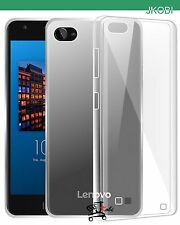 For Lenovo Z2 + Plus Soft Silicone Jelly Back Case Cover Transparent Clear