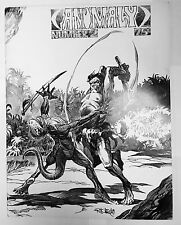 ANOMALLY #2 1969 REED CRANDALL VERRY GOOD CONDITION