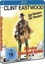 FÜR EINE HANDVOLL DOLLAR (Clint Eastwood) Blu-ray Disc NEU+OVP