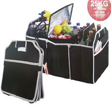 Picnic Foldable Car Storage Box Car Boot Storage Bag Auto Tool  Organizer Case