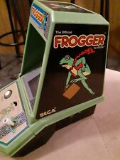 FROGGER BY COLECO ▪︎ TABLETOP ▪︎ WORKING ▪︎