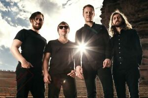 Imagine Dragons US Rock Music Band Singer Stars Poster Fabric 30 24x36 E-579