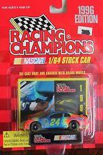 1996 Racing Champions 1/64 Jeff Gordon #24 Dupont Chevrolet Monte Carlo