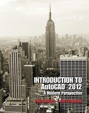 Introduction to AutoCAD 2012: A Modern Perspective, , Fitzgerald, Jim, Richard,