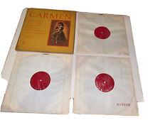 BIZET CARMEN RCA Victor LDS-6164 Leontyne Price LP Box