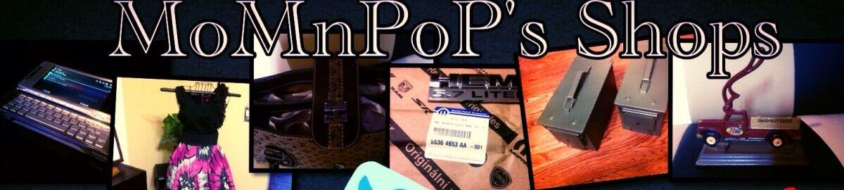 MoMnPoPs Shops