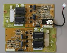 "32"" PROSCAN LCD TV 32LB30QD  Inverter Slave Master 19.26006.134 19.26006.135"