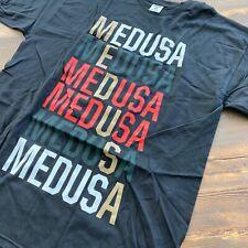 New RARE Vintage 2008 Crooks & Castles 'Medusa X6' T-Shirt Tee Black Men's XL