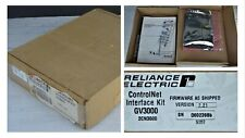 New Reliance Electric GV3000 179153 Control Net Interface kit 2CN3000 VER- 2.21
