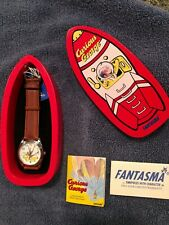 Curious George limited edition watch
