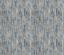 Designer Diamonds Strie Cut Velvet Fabric 10 Yards Sapphire Blue