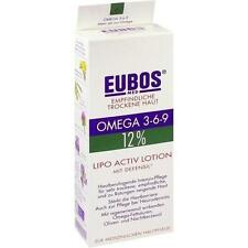 EUBOS EMPFINDL.Haut Omega 3-6-9 Lipo Activ Lotion 200 ml