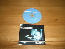 Blondie-Maria.cd single